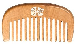 Parfémy, Parfumerie, kosmetika Kartáč na vlasy - Ronney Professional Wooden Comb 119