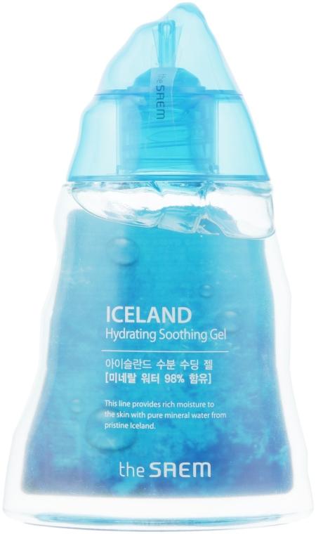 Hydratační minerální gel - The Saem Iceland Hydrating Soothing Gel
