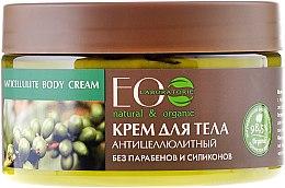 """Tělový krém """"Anticelulitidní"""" - ECO Laboratorie Anticellulite Body Cream — foto N1"""