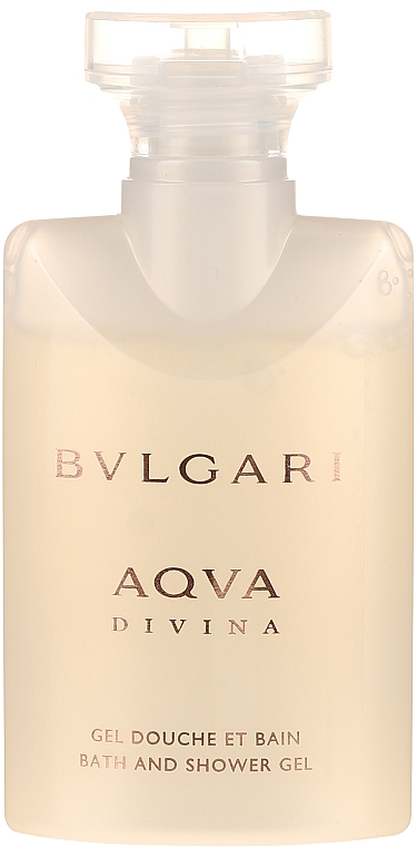 Bvlgari Aqva Divina - Sada (edt/40ml + b/lot/40ml + s/g/40ml) — foto N5