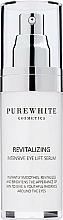 Parfémy, Parfumerie, kosmetika Lifting oční sérum - Pure White Cosmetics Revitalizing Intensive Eye Lift Serum