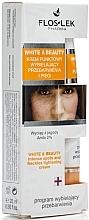 Krém pro lokální péče proti pigmentovým skvrnám - Floslek White & Beauty Intense Spots And Freckles Lightening Cream — foto N3