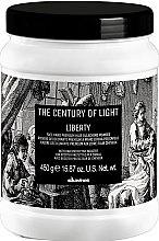 Parfémy, Parfumerie, kosmetika Zesvětlující pudr na vlasy - Davines The Century of Light Liberty Free Hand Premium Hair Bleaching Powder