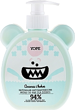 Parfémy, Parfumerie, kosmetika Antibakteriální mýdlo pro děti Ananas a kokos - Yope