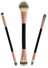 Parfémy, Parfumerie, kosmetika Sada štětců - Makeup Revolution Flex & Go Brush Set