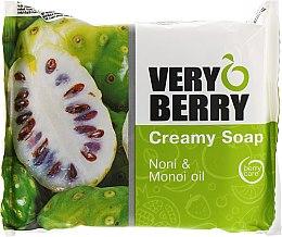Parfémy, Parfumerie, kosmetika Krémové mýdlo - Very Berry Noni & Monoi Oil