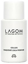 Parfémy, Parfumerie, kosmetika Pudr s obsahem Gotu kola - Lagom Cellus Sensitive CICA Powder
