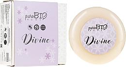 Parfémy, Parfumerie, kosmetika Organické mýdlo - PuroBio Home Organic Divine