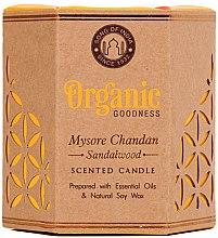 "Parfémy, Parfumerie, kosmetika Aromatická svíčka ""Mysore Chandan Sandalwood"" - Song of India Scented Candle"
