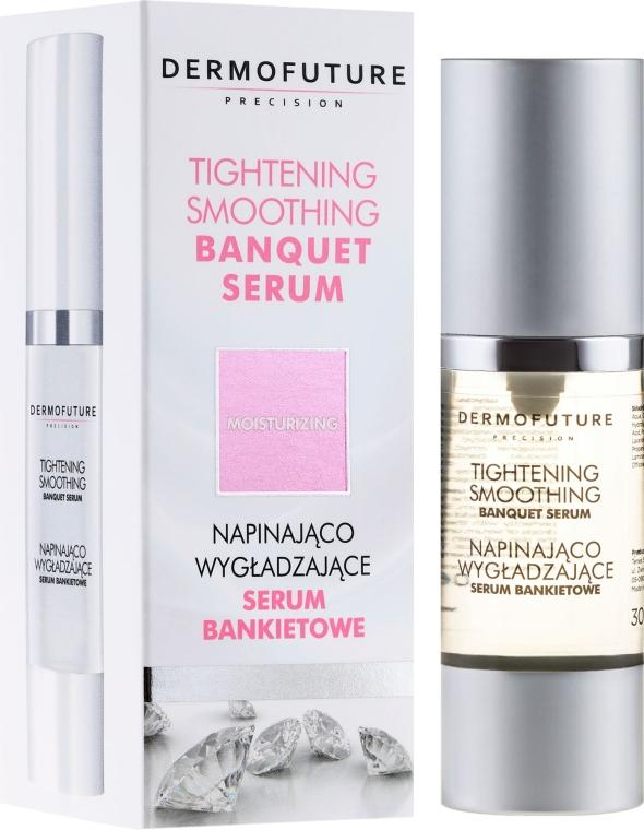 Vyhlazující sérum - DermoFuture Tightening Smoothing Banquet Serum