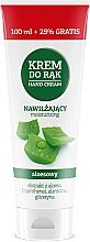 Parfémy, Parfumerie, kosmetika Hydratační krém na ruce s aloe - VGS Polska Moisturizing Aloe Hand Cream