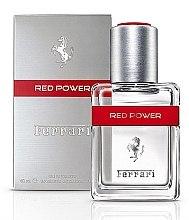 Parfémy, Parfumerie, kosmetika Ferrari Red Power - Toaletní voda (mini)