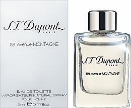Parfémy, Parfumerie, kosmetika Dupont 58 Avenue Montaigne - Toaletní voda (mini)