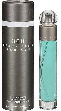 Perry Ellis 360° - Toaletní voda — foto N3