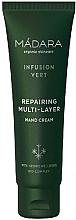 Parfémy, Parfumerie, kosmetika Regenerační krém na ruce - Madara Cosmetics Infusion Vert Repairing Multi-Layer Hand Cream