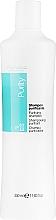 Parfémy, Parfumerie, kosmetika Šampon proti lupům - Fanola Purity Anti-Dandruff Shampoo