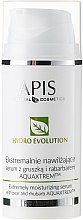 Parfémy, Parfumerie, kosmetika Extrémní hydratační sérum s hruškou a rebarbory - APIS Professional Hydro Evolution Extremely Moisturizing Serum