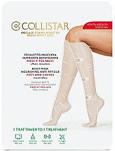 Parfémy, Parfumerie, kosmetika Maska na nohy - Collistar Special Perfect Body Boot-Mask Nourishing Anti-Fatigue Feet And Calves