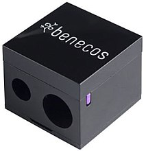 Parfémy, Parfumerie, kosmetika Dvojité ořezávátko - Benecos Cosmetic Pencil Sharpener