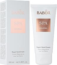 Parfémy, Parfumerie, kosmetika Regenerační krém na ruce - Babor SPA Shaping Repair Hand Cream