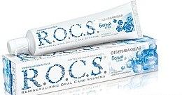 "Parfémy, Parfumerie, kosmetika Zubní pasta ""Whitening"" - R.O.C.S."