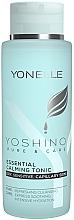 Parfémy, Parfumerie, kosmetika Zklidňující pleťové tonikum - Yonelle Yoshino Pure & Care Essential Calming Tonic
