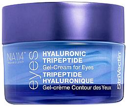 Parfémy, Parfumerie, kosmetika Hyaluronový tripeptidový gel- krém pro oči - StriVectin Advanced Hydration Hyaluronic Tripeptide Gel-Cream For Eyes
