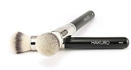 "Parfémy, Parfumerie, kosmetika Štětec na make-up ""H54"" - Hakuro"
