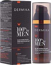 Parfémy, Parfumerie, kosmetika Hydratační regenerační krém - Dermika Ultra-Hydrating And Revitalizing Cream 30+