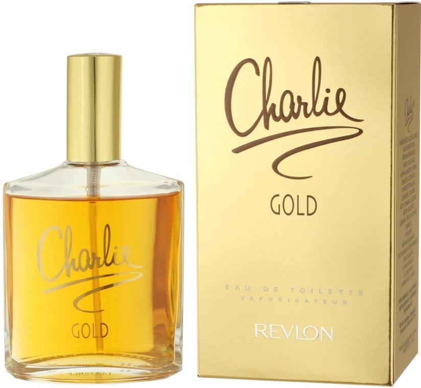 Revlon Charlie Gold - Toaletní voda