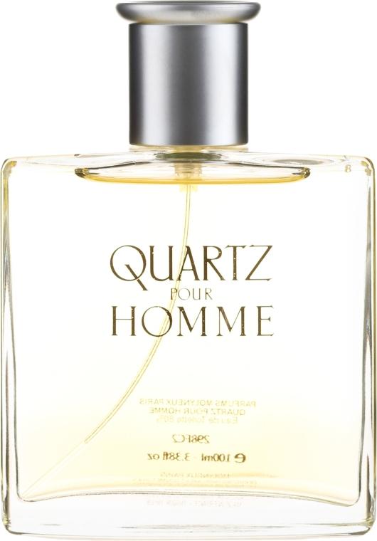 Molyneux Quartz Pour Homme - Toaletní voda — foto N2