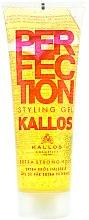 Parfémy, Parfumerie, kosmetika Gel pro modelování vlasů extra silné fixace - Kallos Cosmetics