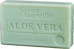 Parfémy, Parfumerie, kosmetika Přírodní mýdlo Aloe Vera - Le Chatelard 1802 Soap Almond & Cranberry