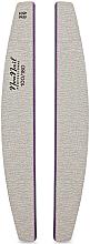 Parfémy, Parfumerie, kosmetika Lešticí pilník na nehty 100/180, polokruh - NeoNail Professional