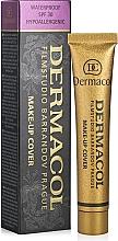 Parfémy, Parfumerie, kosmetika Extrémně krycí make-up - Dermacol Make-Up Cover