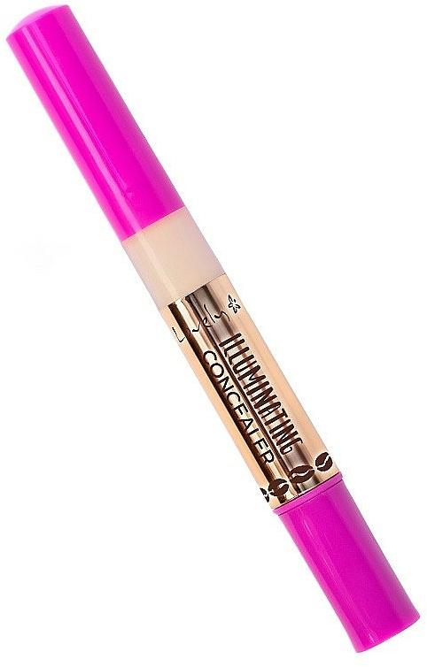 Zesvětlující korektor na obličej - Lovely Magic Pen Illuminating Concealer