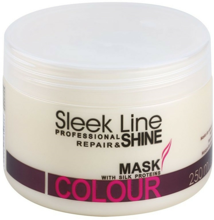 Maska na vlasy - Stapiz Sleek Line Colour Mask