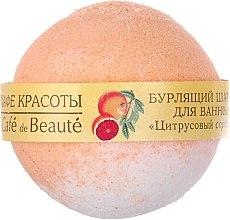 "Parfémy, Parfumerie, kosmetika Šumivá bomba do koupele ""Citrusový sorbet"" - Le Cafe de Beaute Bubble Ball Bath"