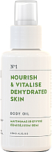 Parfémy, Parfumerie, kosmetika Vyživující tělový olej pro dehydratovanou pokožku - You & Oil Nourish & Vitalise Body Oil