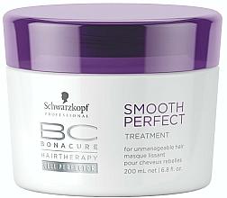 Parfémy, Parfumerie, kosmetika Intenzivní maska - Schwarzkopf Professional BC Smooth Perfect Treatment