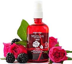 Parfémy, Parfumerie, kosmetika Osvěžující tonikum na obličej s růžovou vodou a extraktem z ostružin - Uoga Uoga Refreshing Face Tonic