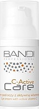 Parfémy, Parfumerie, kosmetika Krém na oblast kolem očí s aktivním vitamínem C - Bandi Professional C-Active Eye Cream With Active Vitamin C