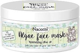 "Parfémy, Parfumerie, kosmetika Alginátová maska na obličej ""Oliva"" - Nacomi Professional Face Mask"