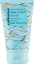 "Parfémy, Parfumerie, kosmetika Exfoliační gél na obličej ""AHA-kyseliny"" - Cafe Mimi Facial Peeling Gel AHA-Acids"