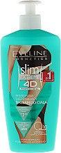 Parfémy, Parfumerie, kosmetika Intenzivně zpevňující mléko pro suchou plet' - Eveline Cosmetics Slim Extreme 4D Intensive Body Balm