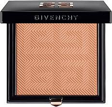 Parfémy, Parfumerie, kosmetika Bronzující pudr na obličej - Givenchy Teint Couture Healthy Glow Powder