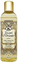 Parfémy, Parfumerie, kosmetika Sprchový olej - Tesori d'Oriente Rise And Tsubaki Oils