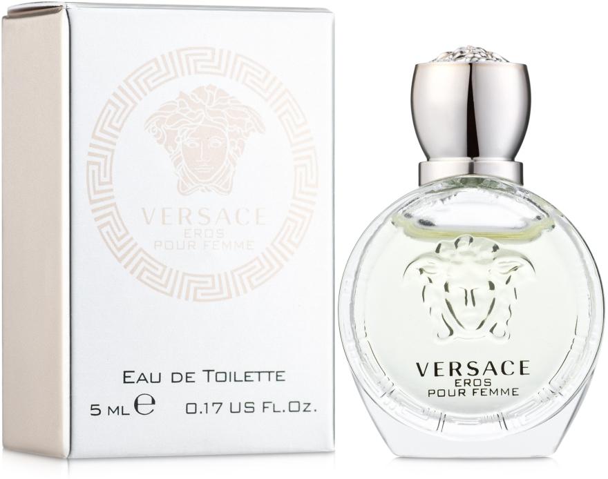 Versace Eros Pour Femme - Toaletní voda (mini)