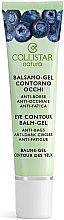 Parfémy, Parfumerie, kosmetika Gel na oční okolí - Collistar Natura Eye Contour Balm-Gel