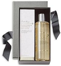 Parfémy, Parfumerie, kosmetika Bath House Frangipani & Grapefruit - Sada (b/lot/260 ml + b/wash/260 ml)